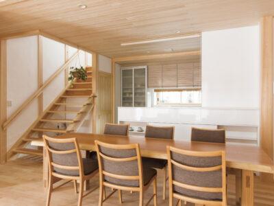 伝統の土壁と高断熱工法で快適な家 株式会社ミノワ
