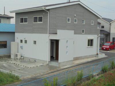 丸美建設工業株式会社 2階建ての家