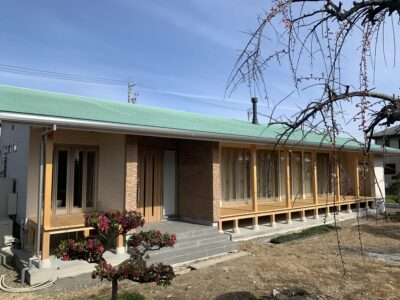 丸美建設工業株式会社 平屋の家